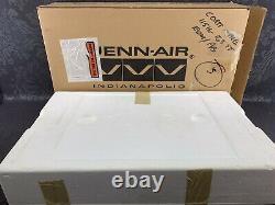New In Box Jenn Air Range Heating Element Lava Rocks & Grates Indoor Grill