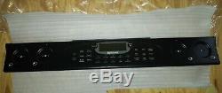 OEM Jenn-Air Range Digital Control Panel WP74005747 NEW