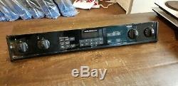 OEM Jennair SVE47600B Range Main Control Board and Front panel Part# 71001799