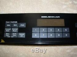 Touch Control Panel Jenn Air SVE47600B Range WP71002033