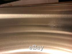 W10160195 New SCRATCHED Return KitchenAid Jenn-Air Range SS Griddle Grill Cover