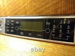 W10206089 Jenn-Air Range Oven Control Panel Touchpad Ships Same Day