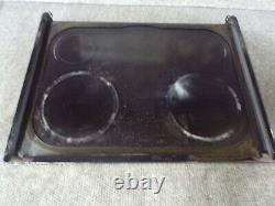 W10245805 Whirlpool Range Maintop Glass Top Assembly Black