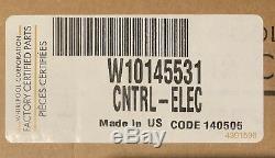 WHIRLPOOL/JENNAIR MAIN CONTROL BOARD #W10145531 FOR RANGES, see pics