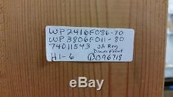 WP2416F086-70 WP3806F011-80 74011543 Jenn-Air Range Glass Drawer Front H1-6