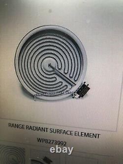 WP8273992 Whirlpool Range Radiant 10 Surface Element