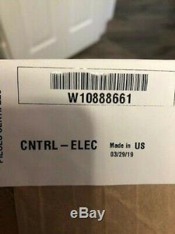 Whilrpool Jenn Air Range Electronic Control Board W10888661