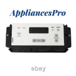 Whirlpool Range Oven Electronic Control Board W10887899 W11122557