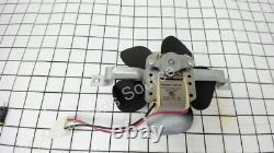 Whirlpool UXT4230ADS2 Range Hood Fan Motor WPW10395033